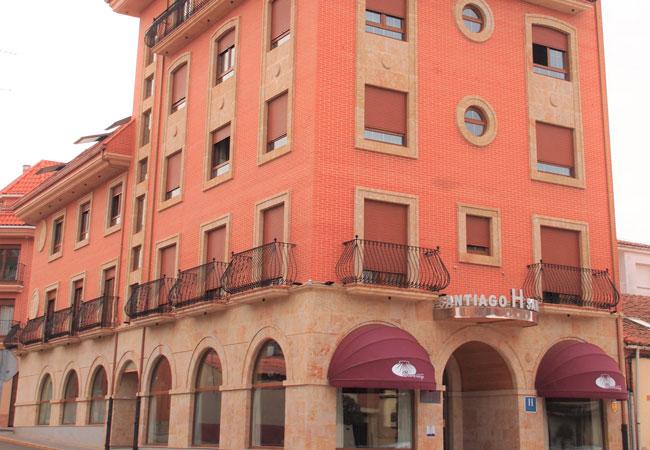 HOTEL SANTIAGO-PROMOTOR PRIVADO